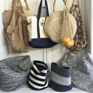 BAGS AND BASKETS