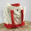 Canvas Bag - natural-red-bag07