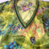 Kurta Beaded Chiffon - hawaiian-lime-kur01