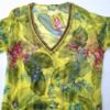 Kurta Beaded Chiffon - hawaiian-lime-xl-kur02