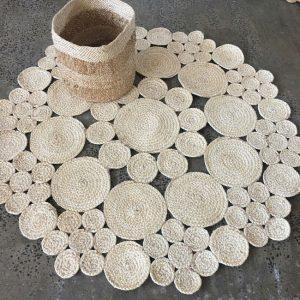 Jute-Braided-Circle-Floor-Mat