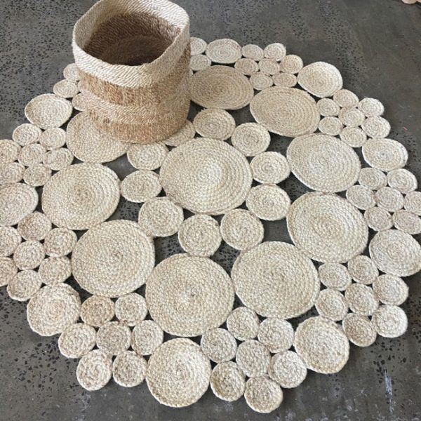 Jute-Braided-Circle-Floor-Mat