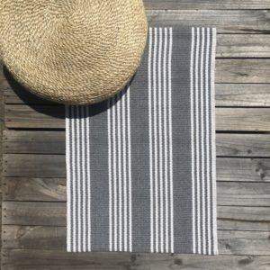 Cotton Mat - Durban Grey