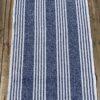 Lorne Blue White small mat - 60x90