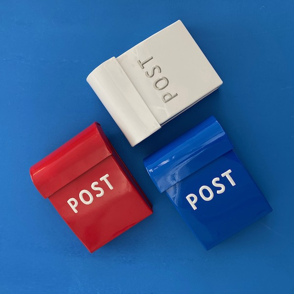 Post Box - Small - Colours