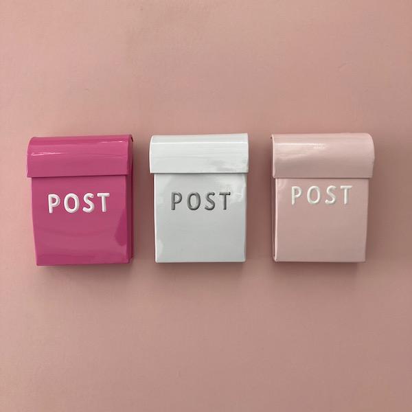 Post Box - Small - Colours