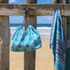 XXL Beach Bag - Blue