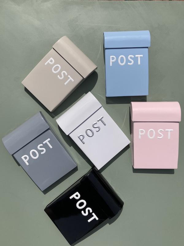 Medium - Post Box - Colour