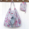 Beach Bag XXL BAG89 - sugar-pink-floral