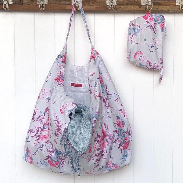 XXL Beach Bag - Sugar Pink