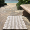 Recycled Cotton Mat - Armani Beige