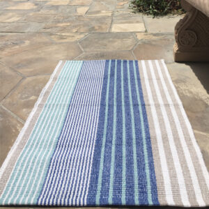 Recycled Cotton Mat - Belize