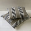 Outdoor Cushion Cover - Durban Sand Black Stripe