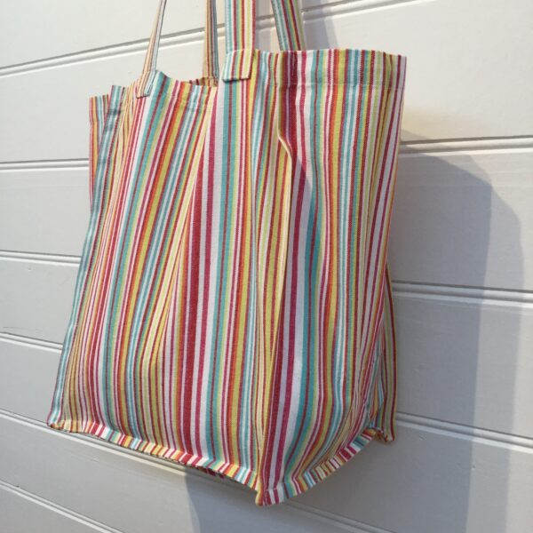Washable Shopper Bag - Bubblegum