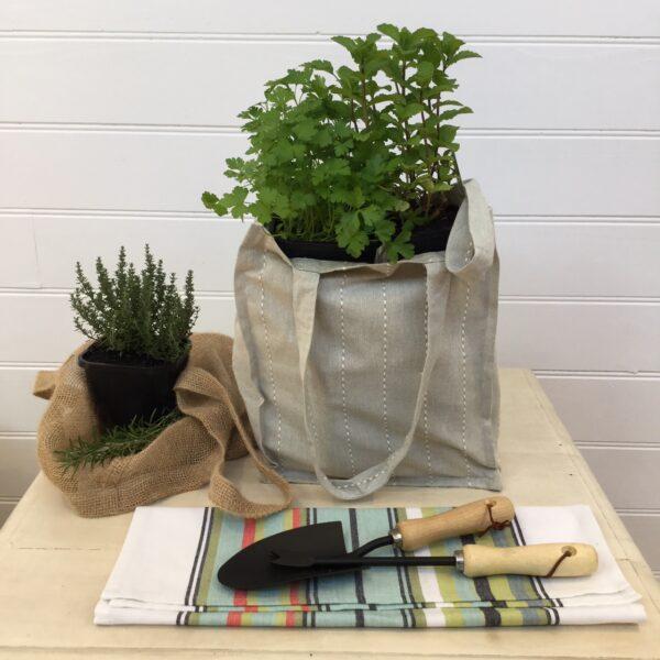 Washable Shopper Bag - Sandblast Natural