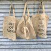 Handmade Jute Shopping Bags