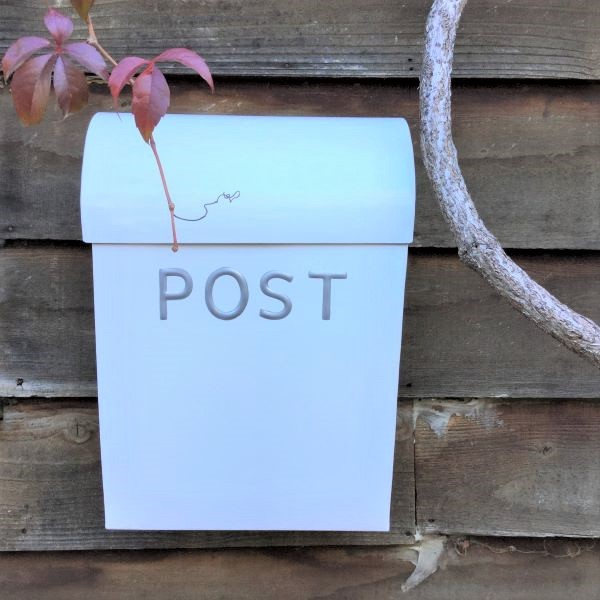 Large Unlockable Post Box