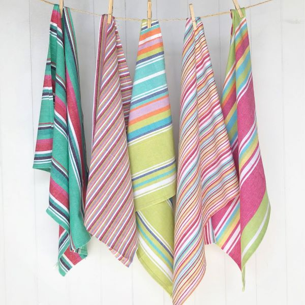 Tea Towel brights
