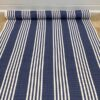 Indah Island Collaboration - Outdoor Floor Rug Polypropylene - Durban Denim - 90-x-300-cm