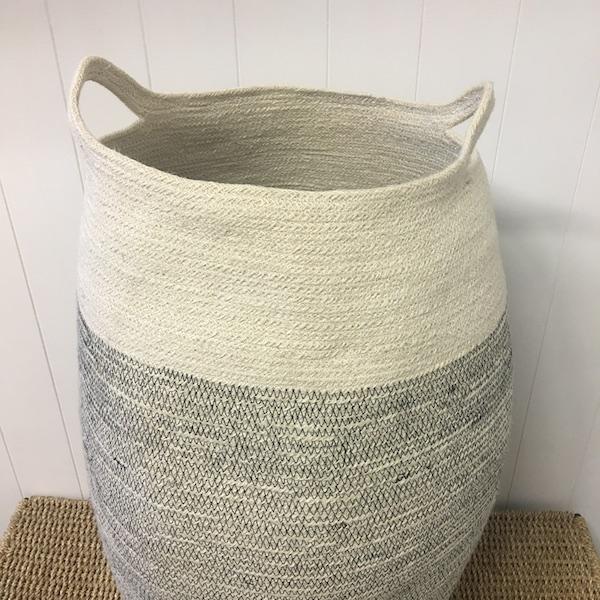 Handmade boab basket