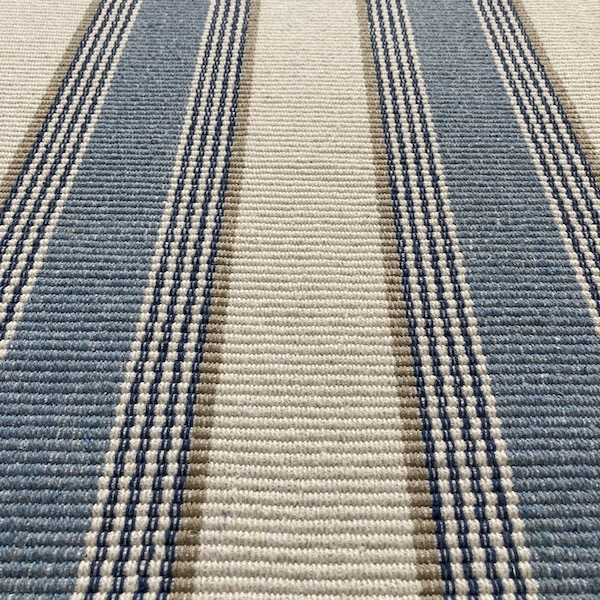 Indah Island Collaboration - Floor Rug Recycled Cotton - COMO