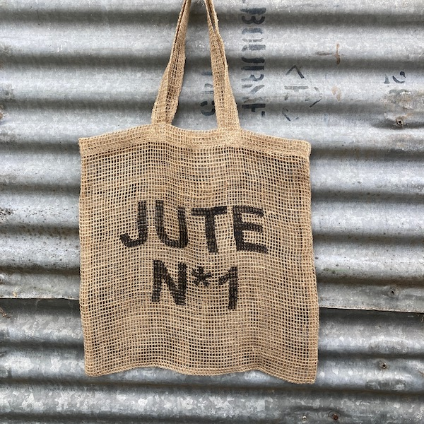 Handmade Jute Net Shopping Bag 'Jute No 1'