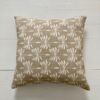Cushion Cover Linen Date Palm 50cm - Sand - cover-only