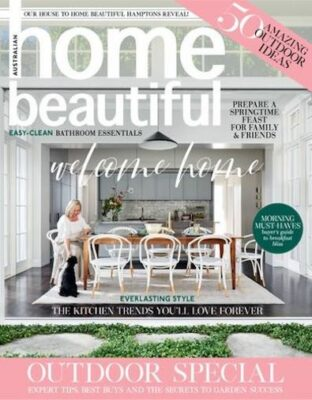 Home beautiful magazine collaboration - media