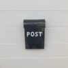 Post Box - Medium - black