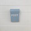 Post Box - Medium - sky-blue