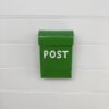 Post Box - Medium - green