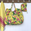 Beach Bag XXL BAG89 - citrus-floral