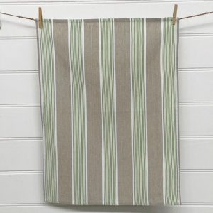 GENEVA GREEN TEA TOWEL