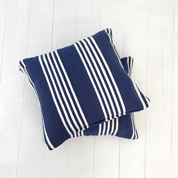 Outdoor PP Cushion Cover - Durban Denim