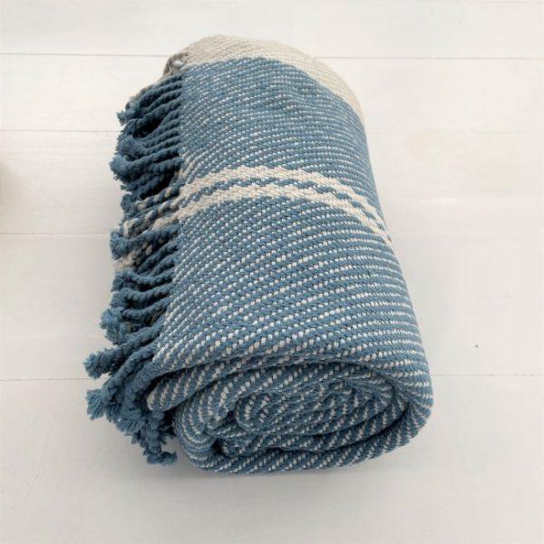 THR13033-STRIPE-COTTON-BLUE
