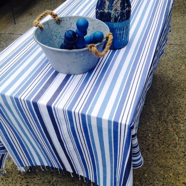 Table cloth Nautical